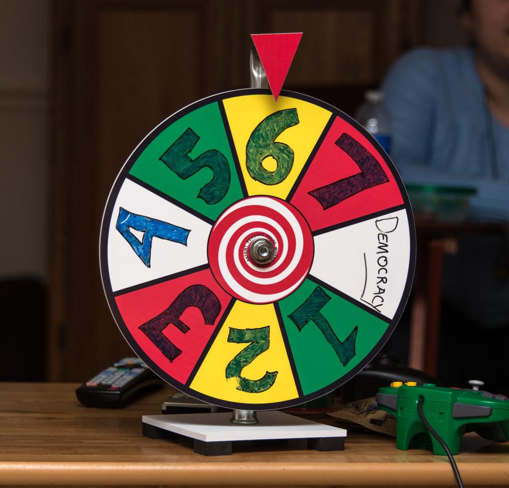 UPickVG's Wheel of Destiny