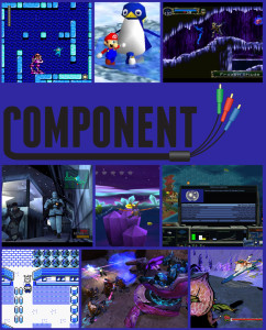 Component Magazine - Issue 1 Cover