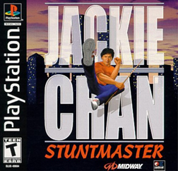 Jackie Chan Stuntmaster for PS One