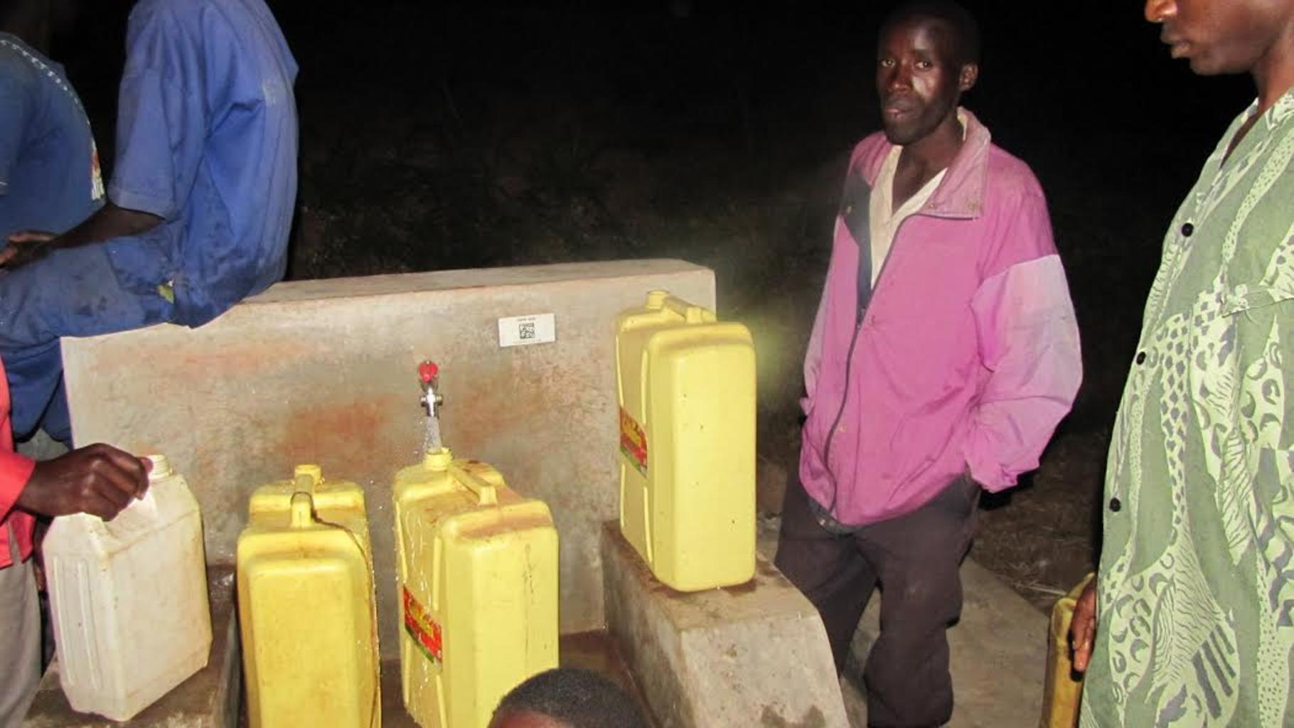 Kiboha Community Water Tap