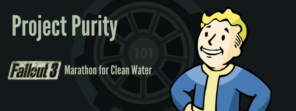 Announcing Project Purity - Fallout 3 for Clean Water