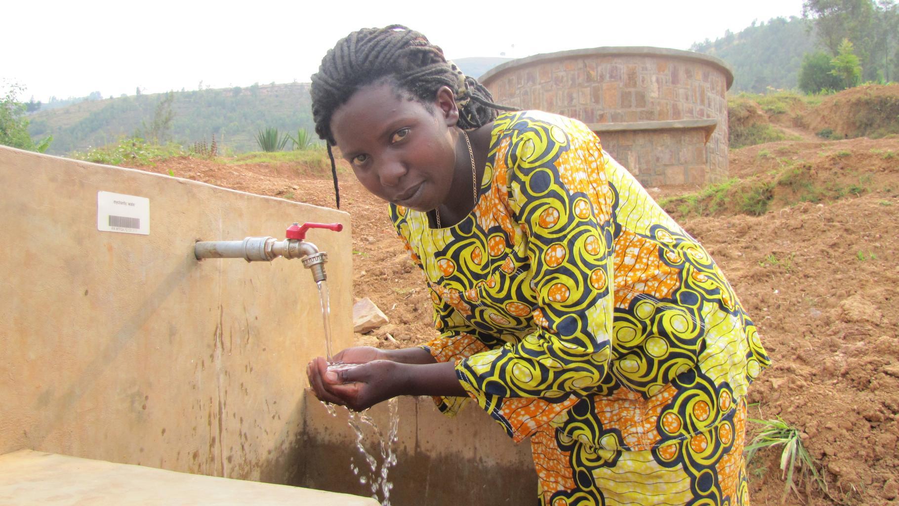 Nshishi Community Water Tap