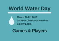 World Water Day Games and Players