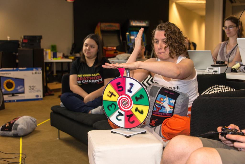 Stephonee Spins the Wheel, UPickVG IV