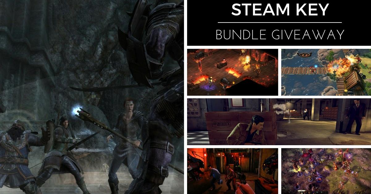 Steam Key Bundle 2