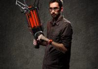 Half-Life 2 Gravity Gun Replica