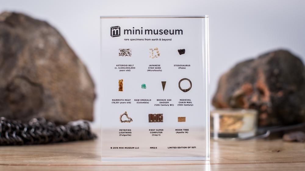 Mini Museum Second Edition - 10 Specimen Version