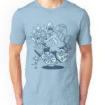 UPickVG Rollup Unisex T-shirt