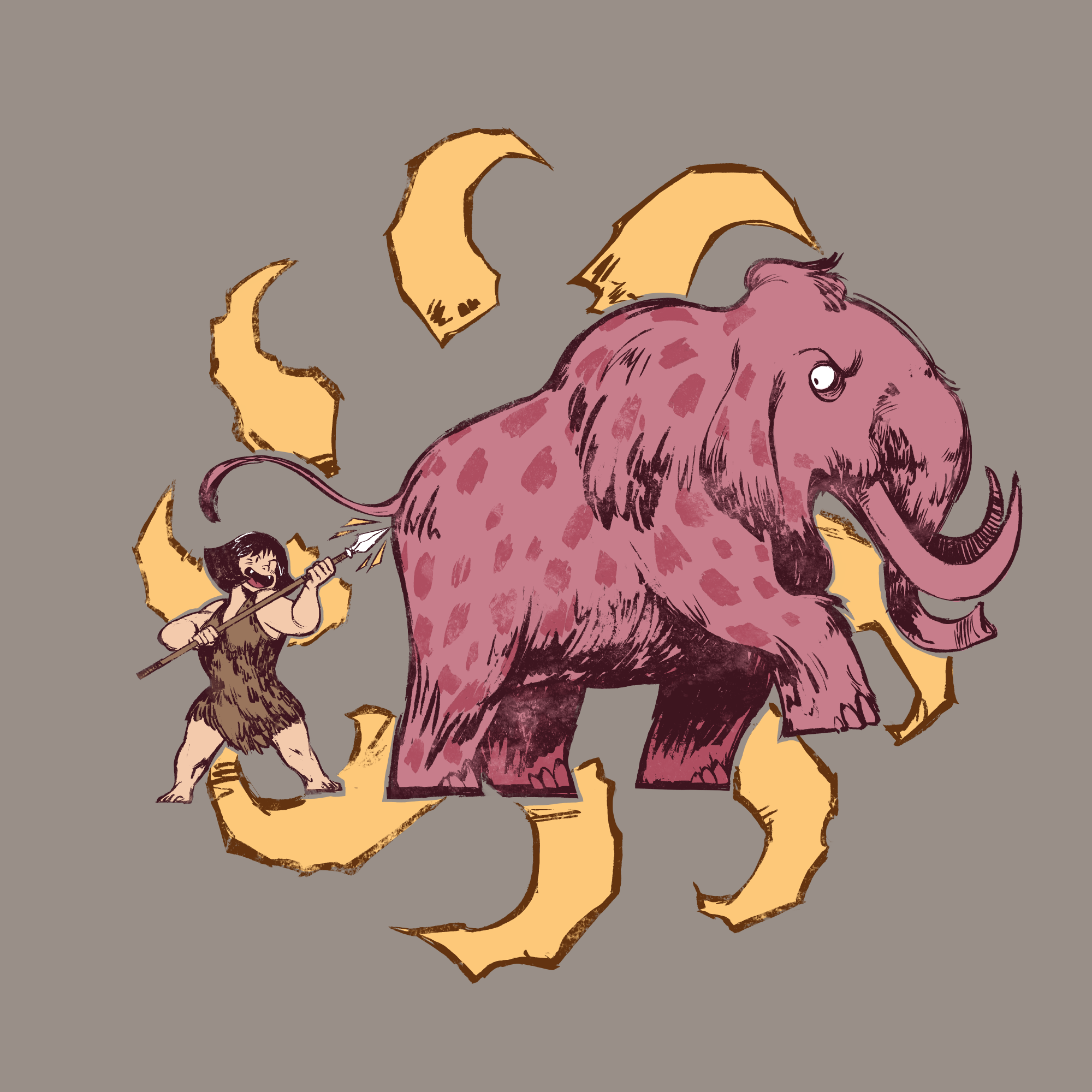 UPickVG Mammoth by Fusspot